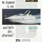 1995 Larson Boats Color Ad- The Cabrio 280