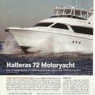 2008 Hatteras 72 Motoryacht Review & Specs- Photos