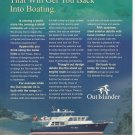 2008 Out Islander Yachts Color Ad- The Out Islander 64'