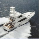 2008 Compass Point Yachts 6 Page Color Ad- The Maritimo 550