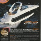 2003 Monterey Boats Color Ad