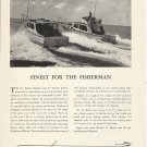 1956 Bristol Boats Ad- The 30' Dolphin & 42 Marlin