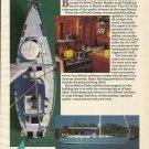 1984 Bristol Yachts Color Ad- The Bristol 45.5
