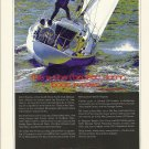 1971 Ericson Yachts Color Ad- The Ericson/ 32
