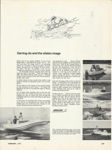 1971 Fisher- Pierce CO Ad- The Boston Whaler Boats