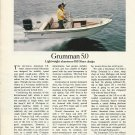 1982 Grumman 5.0 Boat Review & Photo