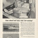 1962 Matthews Yacht Company Ad- The 42' Convertible
