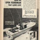 1968 Stamas Boats Inc Ad- The V-24 Tarpon