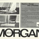 1972 Morgan Yacht Corp. Ad- The Morgan 30/ 2