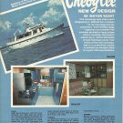 1980 Cheoy Lee Shipyards Color Ad- The 60' Motor Yacht