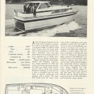 1965 Trojan Boat company 42' Sea Voyager Review & Specs- Photo