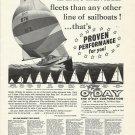 1966 O'Day Sailboats Corp. Ad- Rhodes 19