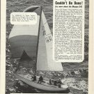 1966 Morgan Yacht Corp Ad- The Morgan 34'