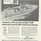 1966 Larson Boat Works Inc Ad- The 16' Volero 167