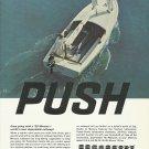 1966 Kiekhaefer Mercury Marine Color Ad- Mercury Outboard Motor