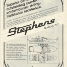 1983 Stephens Marine Inc Ad- The 90' Motor Yacht