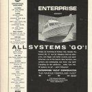 1966 Enterprise Yacht Corp Ad