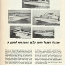1966 Western Boat Building Corp Ad- The 33'- 27- 31- 28' & 37'