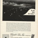 1965 Chubb & Son Insurance Ad-Great Aerial Photo of Panama City Florida