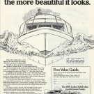 1976 Luhrs Boats Ad- The Luhrs 320