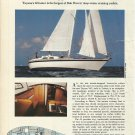 1980 Seaboard Marine Inc Tayana V42 Yacht Review & Photo