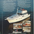1983 Bayliner Marine Corp Color Ad- The 3870 Motoryacht