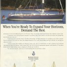 1994 Beneteau Custom Yachts Color Ad- The Beneteau 62