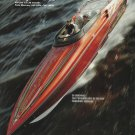 2007 Fountain Powerboats 2 Page Color Ad- The 38' Lightning
