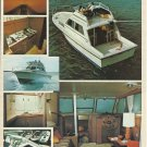 1975 Stamas Boats Inc 2 Pg Color Ad- The 32 Sports Sedan
