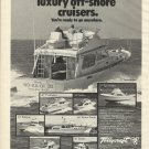 1975 Tollycraft Boats Ad- The 37'- 28- 40-34-30-48-34-26'
