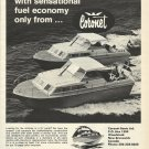 1975 Coronet Boats LTD Ad- The Coronet 31'