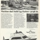 1974 Egg Harbor Boat Co Ad- The 30' Sedan