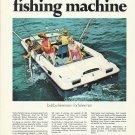1973 Evinrude Motors Color Ad- The 19' Sport Fisherman Boat