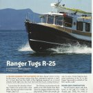 2008 Ranger Tugs R-25 Review & Specs- Photos