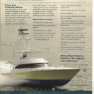 2008 Viking Yachts Color Ad- The Viking 60'