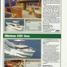 2010 Mikelson 57' Sportfisher & 43SF Zeus Yacht Reviews & Specs- Photos