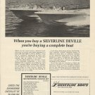 1968 Silverline Boats Ad- The Deville