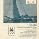 1969 Morgan Yacht Corp. Ad- The Morgan 55