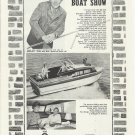 1964 Owens Yacht Company Ad- The Owens 28'- Jimmy Dean