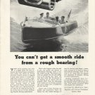 1948 Century Boat Featured in B F Goodrich Cutless Bearings Ad