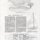 1942 Winslow 33 Sailboat Review