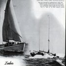 """1943 WW II Luders Marine Construction Ad- """"Bonnie Dundee"""" In Peace And War"""