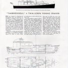 """1940 Consolidated Shipbuilding Corp 52' Fishing Cruiser """"Timberdoodle"""" Review"""