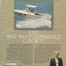 1981 S2 Yachts Inc Color Ad- The Tiara Pursuit 2500