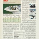1994 Rinker Boat Co Rinker 21 Review & Specs- Photo