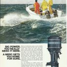 1975 Mercury Marine Color Ad- Mercury 150 HP Outboard Motor