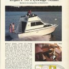 1980 Trojan Yacht Trojan F-30 Flybridge Sedan Review & Photo