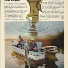 1975 Johnson Outboards Color Ad- The Johnson 50 HP Outboard Motor