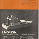 1972 American Marine LTD Ad- The Laguna 10 Metre Cruiser
