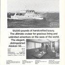 1972 American Marine LTD Ad- The Alaskan 55 Diesel Motorship